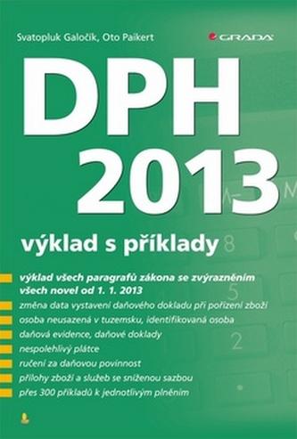 DPH 2013 – zákon s přehledy