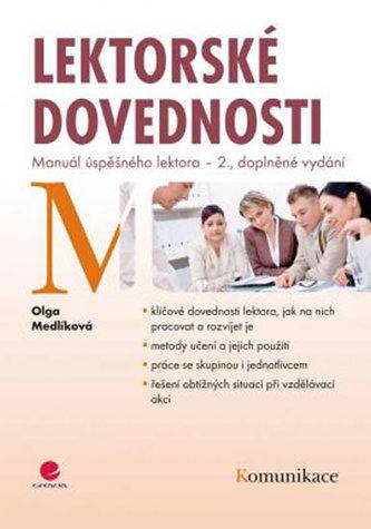 Lektorské dovednosti - Manuál úspěšného lektora - 2. vydání
