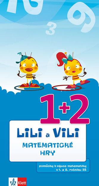 Lili a Vili 1 - Matematické kartičky