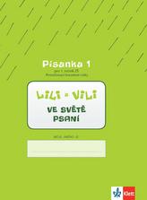 Lili a Vili 1 – písanka – 1. díl (kresebné cviky)