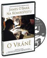 James ÓBarr na KomiksFestu o Vráně