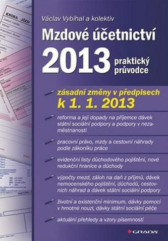 Mzdové účetnictví 2013 - praktický průvodce