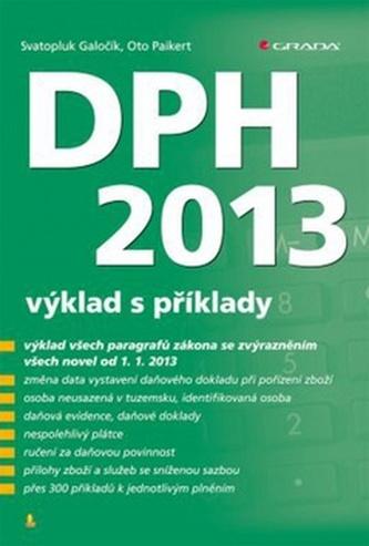 DPH 2013 - výklad s příklady