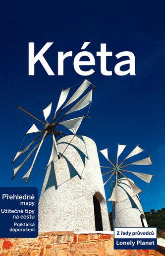 Kréta - Lonely Planet - 2. vydání