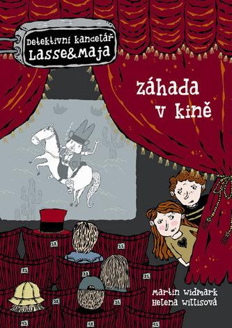 Detektivní kancelář Lasse & Maja 6 - Záhada v kině