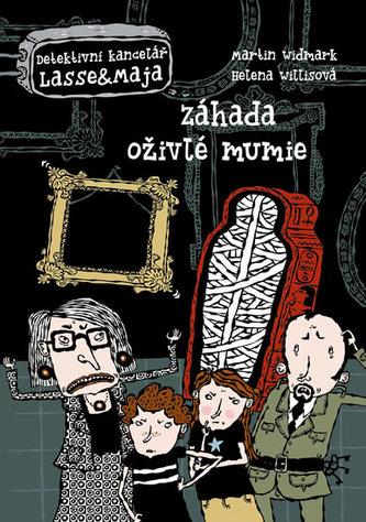 Detektivní kancelář Lasse & Maja 5  - Záhada oživlé mumie