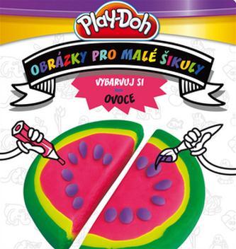 Play-Doh - Vybarvuj si OVOCE - Obrázky pro malé šikuly