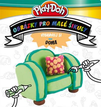 Play-Doh - Vybarvuj si DOMA - Obrázky pro malé šikuly