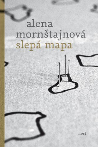 Slepá mapa - Alena Mornštajnová