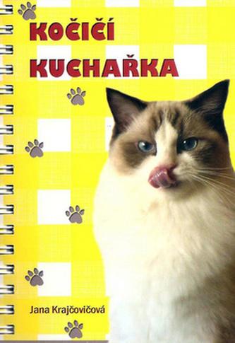 Kočičí kuchařka - Jan Krajč