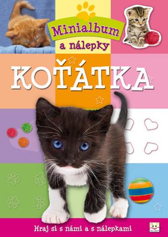 Minialbum Koťátka