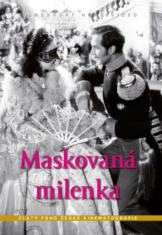 Maskovaná milenka - DVD