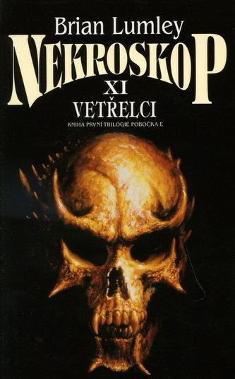 Nekroskop 11 - Vetřelci