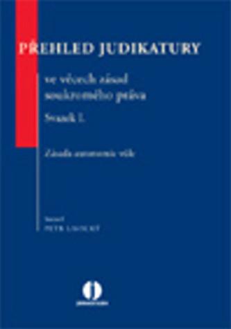 Přehled judikatury ve věcech zásad soukromého práva