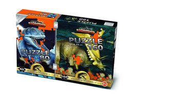 Puzzle Mix 80/160 - Prehistoric