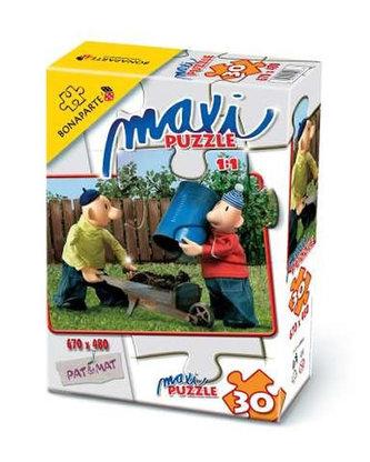 Puzzle Maxi 30 - Pat a Mat (2 druhy)