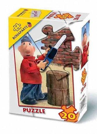 Puzzle 20 - Pat a Mat - neuveden