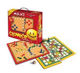 Společenská hra - Maxi Člověče nezlob se/Velké putování