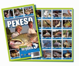 Pexeso 32 - S Jakubem na rybách