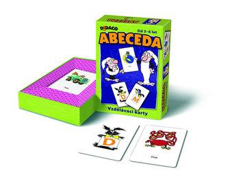 Vzdělávací karty - Abeceda - Křemílek a Vochomůrka - neuveden