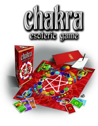 Společenská hra - Chakra