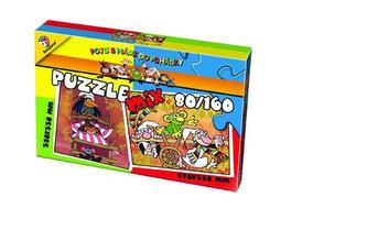 Puzzle Mix 80/160 - Pojď s námi do pohádky