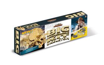 Hra BIG Archeologic KIT SKELETON Triceratops