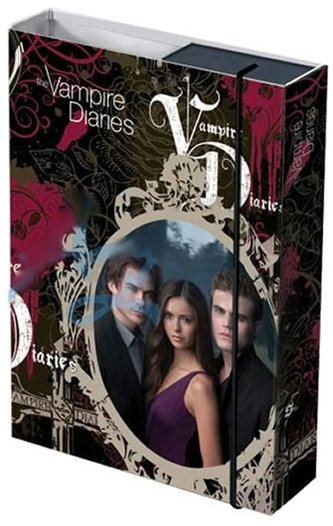 Box na sešity A5 - The Vampire Diaries