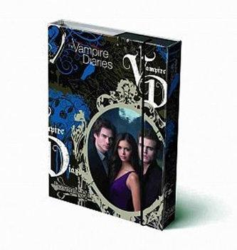 Box na sešity A4 - The Vampire Diares