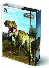Box na sešity A5 - Prehistoric 3D