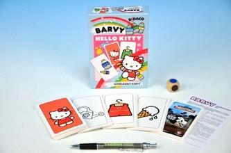 Vzdělávací karty - Barvy - Hello Kitty - neuveden
