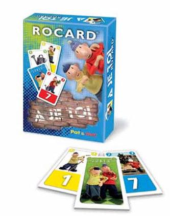 Karetní hra - ROCARD - Pat a Mat