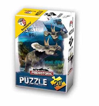 Puzzle 20 - Prehistoric 3D