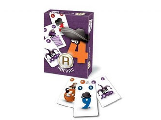 Karetní hra - ROCARD