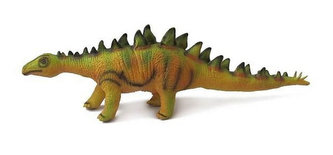 3D model - Stegosaurus - L