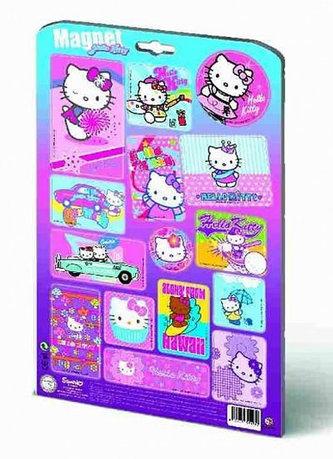 Magnetky - Hello Kitty - neuveden