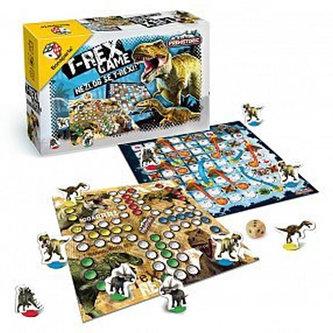 T-REXI, nezlob se! + 1 hra