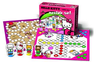 Hello Kitty, nezlob se! + 1 hra