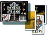 Canasta - Royal class plastová krabička