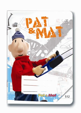 Sešit 512 - Pat a Mat