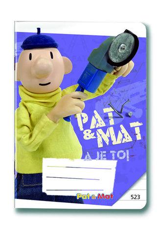 Sešit 523 - Pat a Mat