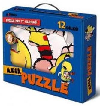 Puzzle Mega - Vochomůrka