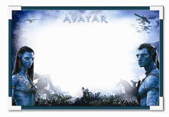 Magnetická tabule - Avatar