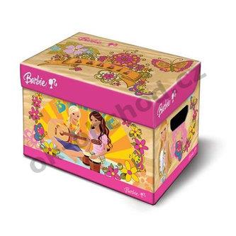 Archivační krabice A4 - Barbie