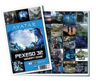 Pexeso 32 - Avatar