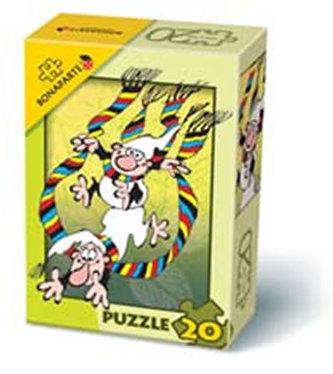 Puzzle 20 - Smetana