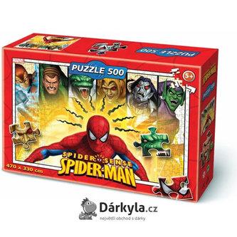 Puzzle 500 - Spiderman Sense