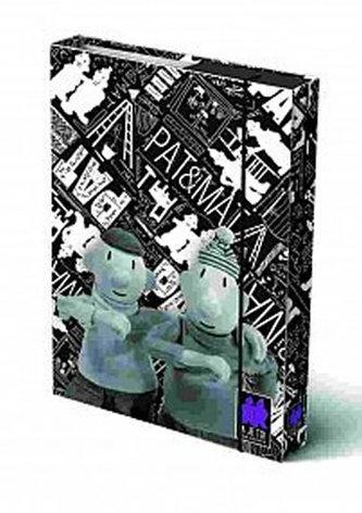 Box na sešity A4 - Pat a Mat SENIOR