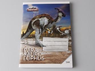 Sešit 544 - Prehistoric 3D