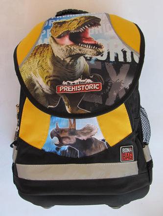 Správný batoh - Prehistoric 3D